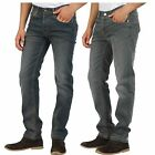 New Mens Boys Branded Mens Straight Regular Fit Denim Jeans Fashion Jeans BNWT