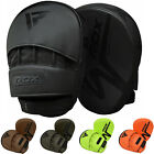RDX Focus Pads With Boxing Gloves Hook and Jab Kickboxing MMA Punching Black
