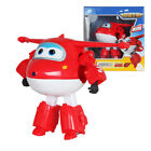 Super Wings Superwings Transforming Flugzeug Dizzy Jerome Paul Donnie und Jett