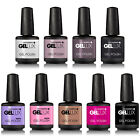Salon System Gellux Gel Nail Polish New Autumn 2017 Fall Colours Collection 15ml