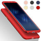 For Samsung Galaxy Note 8 360° Protector Shockproof Hybrid Rubber Case Cover