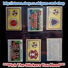 ☆ Panini Football 79  (Cards 400 to 499) (G) ***Pick the Stickers You Need***