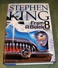 FROM A BUICK 8 by Stephen King - 2002 HC/DJ ~ 1st Edition 1st Printing EXCELLENT