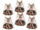 My 1st 2nd 3rd Thanksgiving White Top Brown Turkey Trim Skirt Girl Outfit NB-8Y