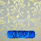 7'' Empaistic Rubber Rollers Home Decorative Wall Textured Paint Roller Crafts