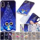 New Slim Soft Silicone TPU Rubber Gel Back Case Cover For Huawei Phone