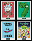 Rick and Morty Framed Print Poster Mr Meeseeks Szechuan Pickle Riggerty 30x40cm