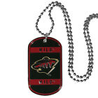 Hockey Tag Necklace
