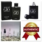 Armani ACQUA DI GIO PROFUMO authentic sample decants 3ml 5ml 10ml 15ml 30ml