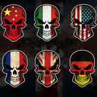 Skull Flag Skull Car Decal Graphics Stickers Decals Waterproof Car Sticker Hot