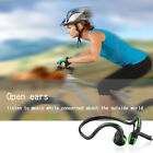 WIRELESS BONE CONDUCTION BLUETOOTH HD STEREO HEADSET HEADPHONE FOR IPHONE ACTURA