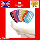 Moisturising Gel Spa Socks Cracked Heels Softens Feet Dry Hard Skin Anti-slip UK