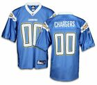 Reebok NFL Football Mens San Diego Chargers Team Replica Jersey, Sky Blue $24.95 USD