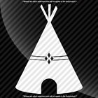 Teepee Decal Sticker - TONS OF OPTIONS
