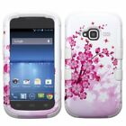 TUFF Impact Hybrid Hard Silicone Shockproof Case Cover For ZTE Concord II Z730