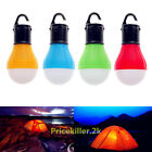 Hot Camping LED Lamp Tent Hanging Light Bulb Fishing Lantern Outdoor Accessories