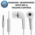 Samsung Headphones Earphones Hands Free Ear Pods for Edge Note S7 6 5 4 with Mic