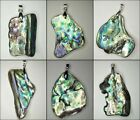 Paua Shell Pendant (New Zealand)