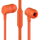 Maxell Solid 2 Earphones with Built-in Microphone, Blush Red