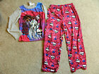 Monter High 2 pc pajama girls 10/12