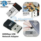 For Logitech Unifying 1 to 6 Devices USB Receiver 600Mbps WiFi Network Adapter