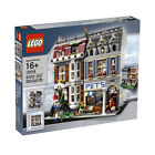 LEGO Pet Shop 10218 - Modular City Building - New and Sealed!