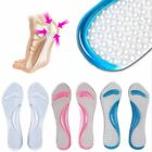 Shoes Silicone Pads Shoes Insole Pain Relief Massage Feet Arch Support Care
