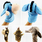 Baby Child Zoo Animal Hand Glove Puppet Finger Sack Plush Education Toys Gifts