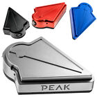 Peak Tattoo Gun Foot Pedal Aircraft Aluminum Available in Choice of Color
