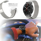 Replacement Stainless Watch Band Strap For Samsung Gear S3 Frontier/ S3 Classic