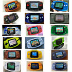 Nintendo Game Boy Advance GBA AGS 101 Brighter Mod Backlit Pick Shell  Buttons