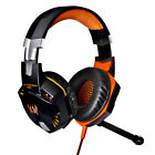 EACH G2000 Gaming Headset Stereo Sound Wired Headphone Noise Reduction for PC