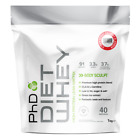 PhD Nutrition Diet Whey Protein 1kg and 2kg Weight Loss Shake