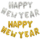 """Hot New """"HAPPY NEW YEAR 2018"""" Foil Balloons Christmas Celebr"""