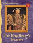 Find King Henry's Treasure (Touch the Art) [Board book] by Julie Appel.
