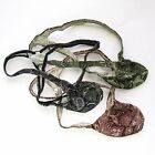 K403 Lots Sale String Thong Grape Smugglers Contoured Pouch Prints Paisley