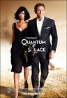 Quantum Of Solace Movie Poster Print - 2008 - Action - 1 Sheet Artwork - 007 £12.76 GBP on eBay