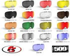 New 2020 509 Revolver Snowmobile Goggle Standard Lenses Polarized Photochromatic