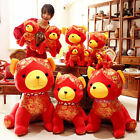 2018 Stuffed Doll Animal Chinese New Year Lucky Doll Zodiac Tang Costume Style