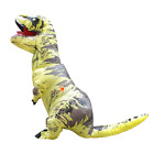 WOW ADULT T-REX INFLATABLE Costume Jurassic World Park Blowup Dinosaur Xmas @PTY