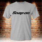 Snap On Tool Logo Grey T-shirt S to 3XL