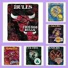 NBA Licensed Plush DropDown Raschel Afghan Throw Blanket - Choose Your Team on eBay