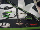 KAWASAKI KEYCHAIN ~ KAWASAKI LANYARD ~ NUMEROUS STYLES - YOU CHOOSE