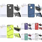 For Apple iPhone 7 HLX Hybrid PC TPU with Kickstand Case