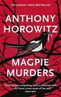 Magpie Murders the Sunday Times bestselle by Anthony Horowitz Paperback Book New
