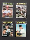 1971 TOPPS GEORGE CULVER #291 HOUSTON ASTROS  (ONLY ONE CARD)
