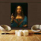 "Leonardo Da Vinci ""Salvator Mundi"" HD print on canvas huge wall picture 24x36"""