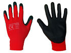 Hymac Workwear Palm Girp Safety Gloves Council Refuse Work Gloves, HYM122