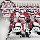 SAR WARS DOUBLE DUVET COVER EPISODE VIII TROOPER LAST JEDI