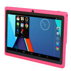"""7"""" Inch Tablet PC Android 8GB Quad Core Bluetooth WIFI KIDS CHILDREN XMAS GIFTS"""